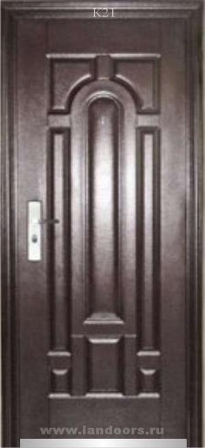 металлическая дверь к 21